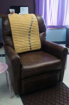 Acupuncture Chair